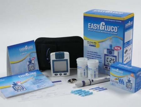 دستگاه اندازه گیری قند خون ایزی گلوکو